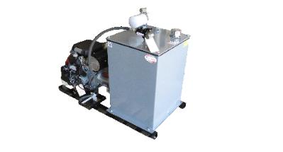25 HP Honda Mobile Gas Hydraulic Power Pack