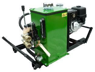 SEED TENDER HYDRAULIC POWER UNIT