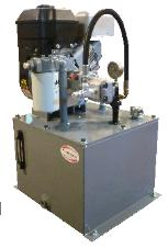 GASOLINE HYDRAULIC POWER UNIT