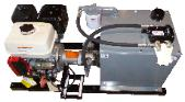 Honda Gas Hydraulic Power Pack